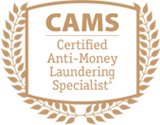 The Certified Anti-Money Laundering Specialist Credential